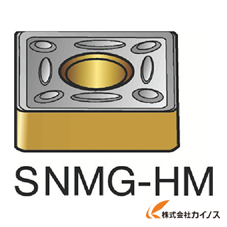 サンドビック T-Max P 旋削用ネガ・チップ 2025 SNMG SNMG250924HM (5個) 【最安値挑戦 激安 通販 おすすめ 人気 価格 安い おしゃれ 】