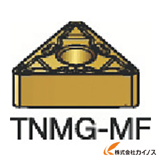 サンドビック T-Max P 旋削用ネガ・チップ 1125 TNMG TNMG160404MF (10個) 【最安値挑戦 激安 通販 おすすめ 人気 価格 安い おしゃれ 】