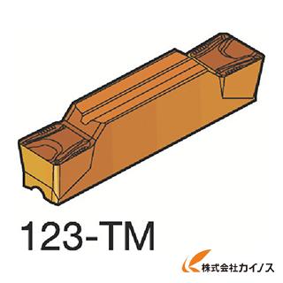 サンドビック コロカット2 突切り・溝入れチップ H13A N123H2-0400-0004-TM N123H204000004TM (10個) 【最安値挑戦 激安 通販 おすすめ 人気 価格 安い おしゃれ 】