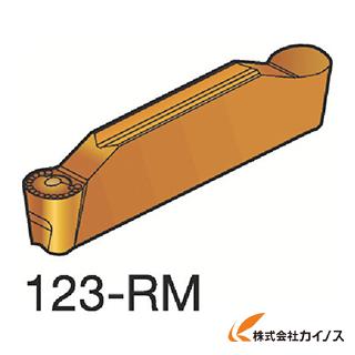 サンドビック コロカット1 突切り・溝入れチップ H13A N123J1-0600-RM N123J10600RM (10個) 【最安値挑戦 激安 通販 おすすめ 人気 価格 安い おしゃれ 】