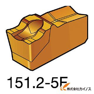 サンドビック T-Max Q-カット 突切り・溝入れチップ 1125 N151.2-200-5F N151.22005F (10個) 【最安値挑戦 激安 通販 おすすめ 人気 価格 安い おしゃれ 】