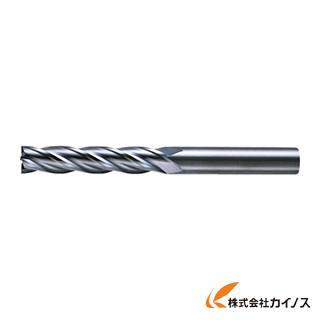 三菱K 4枚刃超硬センタカットエンドミル(ロング刃長) ノンコート 4.5mm C4LCD0450 【最安値挑戦 激安 通販 おすすめ 人気 価格 安い おしゃれ 】