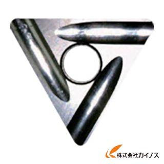 富士元 ショルダー加工用Tタイプ精密級チップ 超硬K種 TiAlN NK8080 T33GUR (12個) 【最安値挑戦 激安 通販 おすすめ 人気 価格 安い おしゃれ 】