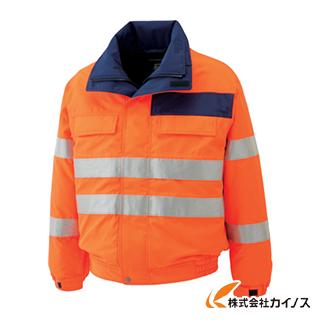 【送料無料】 ミドリ安全 高視認性 防水帯電防止防寒ブルゾン オレンジ L SE1135-UE-L SE1135UEL 【最安値挑戦 激安 通販 おすすめ 人気 価格 安い おしゃれ】