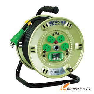 日動 100V漏電遮断器付電工ドラム 3.5SQ NP-EB24F NPEB24F 【最安値挑戦 激安 通販 おすすめ 人気 価格 安い おしゃれ 16200円以上 送料無料】