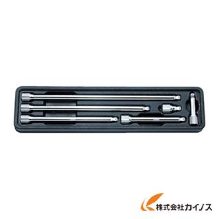 コーケン 6.35mm差込 オフセットエクステンションバーセット 6ヶ組 PK2763/6 PK27636 【最安値挑戦 激安 通販 おすすめ 人気 価格 安い おしゃれ 】
