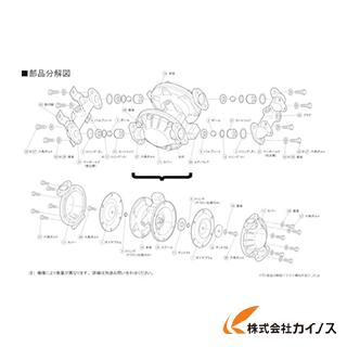 TAIYO TD-15AN用ダイヤフラム TD/15AN001 TD15AN001 【最安値挑戦 激安 通販 おすすめ 人気 価格 安い おしゃれ 】