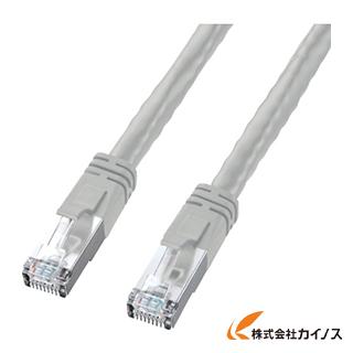 SANWA CAT6 LANケーブル PoE対応タイプ ライトグレー 30m KB-T6POE-30 KBT6POE30 【最安値挑戦 激安 通販 おすすめ 人気 価格 安い おしゃれ 】