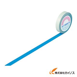 緑十字 ガードテープ(ラインテープ) 青 25mm幅×100m 屋内用 148016 【最安値挑戦 激安 通販 おすすめ 人気 価格 安い おしゃれ 16200円以上 送料無料】