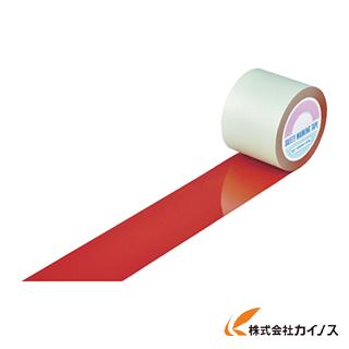 緑十字 ガードテープ(ラインテープ) 赤 100mm幅×20m 屋内用 148154 【最安値挑戦 激安 通販 おすすめ 人気 価格 安い おしゃれ 】