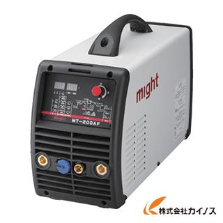 マイト TIG溶接機 MT-200AF MT200AF 【最安値挑戦 激安 通販 おすすめ 人気 価格 安い おしゃれ】