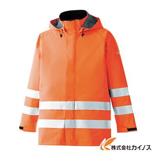 【送料無料】 ミドリ安全 雨衣 レインベルデN 高視認仕様 上衣 蛍光オレンジ L RAINVERDE-N-UE-OR-L RAINVERDENUEORL 【最安値挑戦 激安 通販 おすすめ 人気 価格 安い おしゃれ】