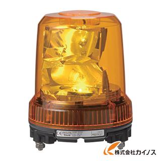 【送料無料】 パトライト 強耐振型LED回転灯 RLR-M2-Y RLRM2Y 【最安値挑戦 激安 通販 おすすめ 人気 価格 安い おしゃれ】