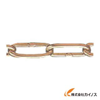 【送料無料】 水本 黄銅チェーン 30m 線径6mm BR-6 BR6 【最安値挑戦 激安 通販 おすすめ 人気 価格 安い おしゃれ】
