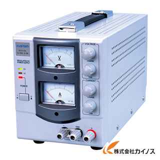 【送料無料】 カスタム 直流安定化電源 AP-3003 AP3003 【最安値挑戦 激安 通販 おすすめ 人気 価格 安い おしゃれ】