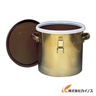 フロンケミカル フッ素樹脂コーティング密閉タンク(金具付) 膜厚約50μ 25L NR0378-005 NR0378005 【最安値挑戦 激安 通販 おすすめ 人気 価格 安い おしゃれ】