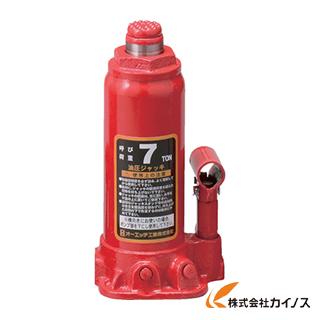 OH 油圧ジャッキ 7T OJ-7T OJ7T 【最安値挑戦 激安 通販 おすすめ 人気 価格 安い おしゃれ 16200円以上 送料無料】
