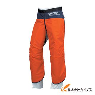 マックス Mr.FOREST 防護チャップス オレンジ Lサイズ MT536-OR-L MT536ORL 【最安値挑戦 激安 通販 おすすめ 人気 価格 安い おしゃれ 16200円以上 送料無料】
