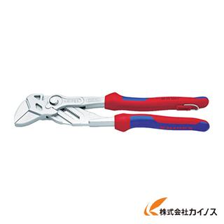 KNIPEX プライヤーレンチ(落下防止ツール付き) 250mm 8605-250T 8605250T 【最安値挑戦 激安 通販 おすすめ 人気 価格 安い おしゃれ 】