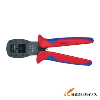 【送料無料】 KNIPEX 9754-25 MQSコネクタ用平行圧着ペンチ 190mm 9754-27 975427 【最安値挑戦 激安 通販 おすすめ 人気 価格 安い おしゃれ】
