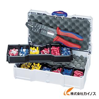 KNIPEX 9790-26 圧着システムプライヤーセット 9790-26 979026 【最安値挑戦 激安 通販 おすすめ 人気 価格 安い おしゃれ】