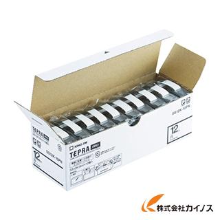 キングジム 「テプラ」PROテープエコパック(10個入り)白 SS18K-10PN SS18K10PN 【最安値挑戦 激安 通販 おすすめ 人気 価格 安い おしゃれ 】