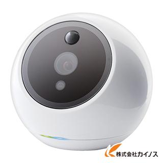 AMARYLLO インテリジェント防犯カメラ ATOM 白 ACR1501R11WH 【最安値挑戦 激安 通販 おすすめ 人気 価格 安い おしゃれ】