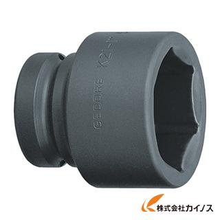 GEDORE インパクト用ソケット(6角) 1 K21 70mm 6184540 【最安値挑戦 激安 通販 おすすめ 人気 価格 安い おしゃれ 】