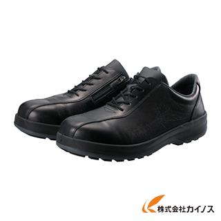 シモン 耐滑・軽量3層底安全短靴8512黒C付 25.5cm 8512C-255 8512C255 【最安値挑戦 激安 通販 おすすめ 人気 価格 安い おしゃれ 16500円以上 送料無料】
