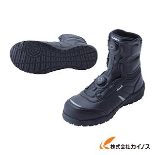 IGNIO ダイヤル式セーフティシューズ A種 耐滑ブーツタイプブラック28.0 IGS1067TGF-BK28.0 IGS1067TGFBK28.0 【最安値挑戦 激安 通販 おすすめ 人気 価格 安い おしゃれ 】