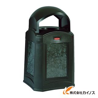 ラバーメイド ランドマークシリーズ ガスステーションコンテナ RM9W03BK 【最安値挑戦 激安 通販 おすすめ 人気 価格 安い おしゃれ】