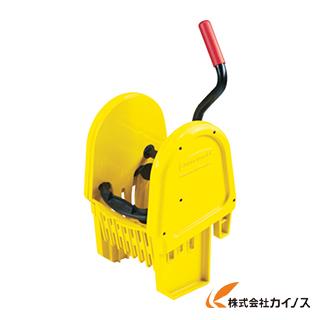 ラバーメイド ウェイブブレイクモッピングシステム モップ絞り器 RM757579YL 【最安値挑戦 激安 通販 おすすめ 人気 価格 安い おしゃれ】