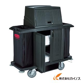 ラバーメイド ハウスキーピングカート RM9T19BK 【最安値挑戦 激安 通販 おすすめ 人気 価格 安い おしゃれ】