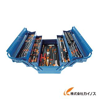 トラスコ中山 TRUSCO トラスコプロツールセット(55点)ブルー 差込角12.7mm TPT55S-B TPT55SB 【最安値挑戦 激安 通販 おすすめ 人気 価格 安い おしゃれ】