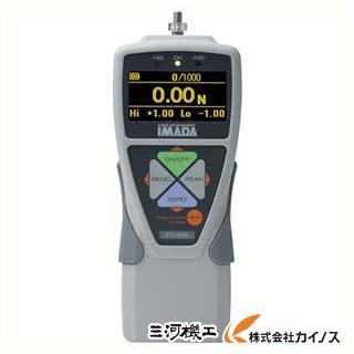イマダ 標準型デジタルフォースゲージ 使用最大荷重100N ZTS-100N ZTS100N 【最安値挑戦 激安 通販 おすすめ 人気 価格 安い おしゃれ】