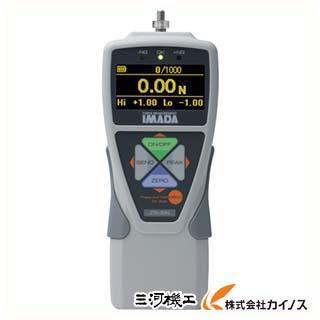【送料無料】 イマダ 標準型デジタルフォースゲージ(多機能タイプ) 使用最大荷重5N ZTA-5N ZTA5N 【最安値挑戦 激安 通販 おすすめ 人気 価格 安い おしゃれ】