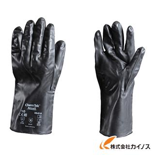 【送料無料】 アンセル 耐薬品手袋 ケミテック 38-612 XLサイズ 38-612-10 3861210 【最安値挑戦 激安 通販 おすすめ 人気 価格 安い おしゃれ】