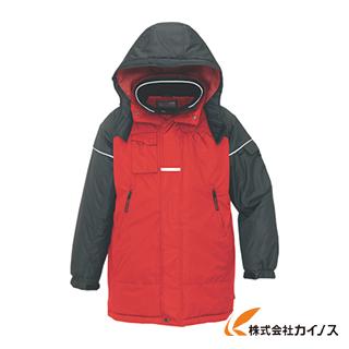 アイトス 防寒コート レッドM AZ-6060-009-M