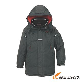 アイトス 防寒コート ブラックL AZ-6060-010-L