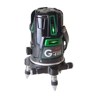 【送料無料】【三脚付き】【正規品・保証有】マイゾックス グリーンレーザー墨出器 G-410S受光器、 三脚付き