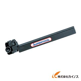 スーパーツール 切削ローレットホルダー(平目用)小径加工用 KH1CA12R