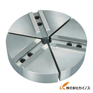 THE CUT 円形生爪 日鋼製 6インチ チャック用 TKR-06N