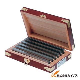 フジ 精密スチールパラレル 厚4.6 高32~42 長150mm 6組セット SP-114