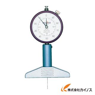 テクロック ダイヤルデプスゲージ DM-220