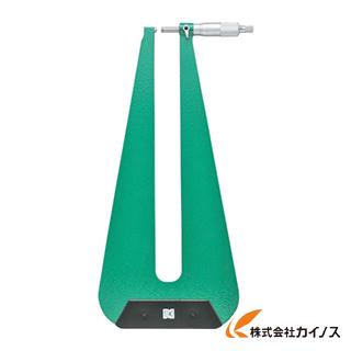 SK U字形鋼板マイクロメータ MC203-300U