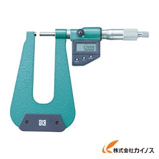 SK デジタルU字形鋼板マイクロメータ MCD233-150U