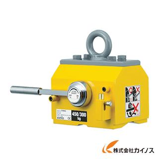 キトー スーパーマグ 平鋼・丸鋼兼用タイプ 450・300kg KRM45