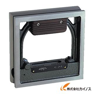 TRUSCO 角型精密水準器 B級 寸法250X250 感度0.02 TSL-B2502