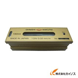 OSS 平形精密水準器(一般工作用)300mm 201-300