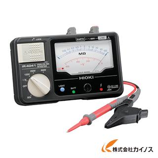 HIOKI メグオームハイテスタ IR4041-10